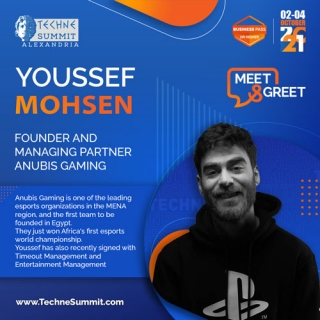 Meet & Greet with Youssef Mohsen