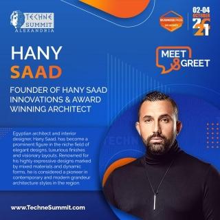 Meet & Greet with Hany Saad