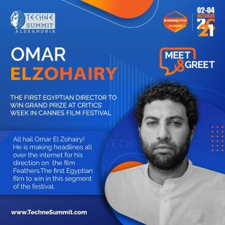 Meet & Greet with Omar ElZohairy