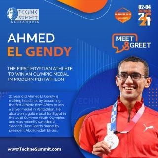 Meet & Greet with Ahmed El Gendy