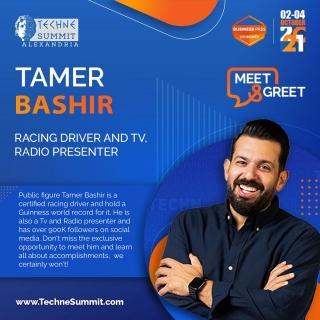 Meet & Greet with Tamer Bashir