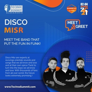Meet & Greet with Disco Misr