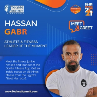 Meet & Greet with Hassan Gabr